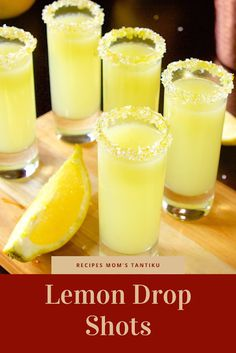 Drop Shots Sweet and oh so tart shots full of lemon. Lemon Drop Shots Sweet and oh so tart shots full of lemon.,Lemon Drop Shots Sweet and oh so tart shots full of lemon. Lemon Drop Shots, Lemon Drop Martini, Liquor Drinks, Cocktail Drinks, Alcoholic Drinks, Shots Drinks, Liquor Shots, Paloma Cocktail, Beverages