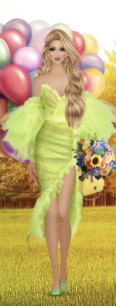 Barbie Mode, Fashion Dolls, Women's Fashion, Covet Fashion Games, Dressy Dresses, Beautiful Dolls, Fasion, Art Girl, Persona