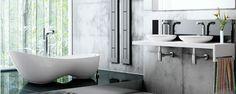 Bañera de diseño que forma parte de la #instalacion de #gas realizada por #BitalDesign