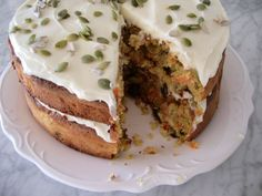 Gluten-free carrot and courgette cake_4