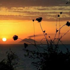 Stunning #Sunset in front of #Stromboli Island, along #CapoVaticano and Tropea coast. Magic Calabria...#Travel #SouthItaly for the #Summer2016.