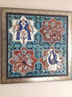 Turkish Tiles, Turkish Art, Portuguese Tiles, Moroccan Tiles, Slab Pottery, Ceramic Pottery, Sculpture Clay, Ceramic Sculptures, Handmade Pottery