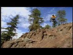 Extreme Mountain Biking - Downhill Freeride and Crashes (MTB)