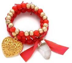 Lead Love Bracelet Set on shopstyle.com