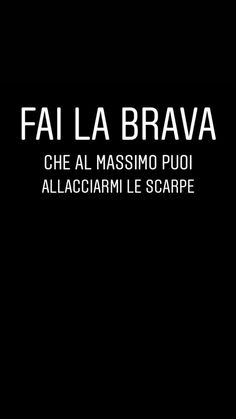 Anche BRAVO CICCIO EH!!! Good Insta Captions, Cool Captions, Italian Words, Italian Quotes, Tumblr Quotes, Me Quotes, Tumblr Iphone Wallpaper, Fake People, Instagram Story Ideas