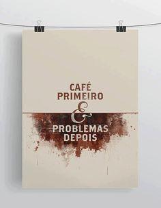 Café primeiro