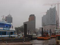 Am Hafenrand, Oktober 2014