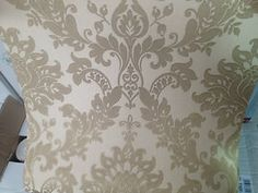 like this metallic paper.  neutral colour and slightly floral