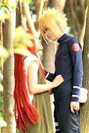 Minato and Kushina Uzumaki, Naruto.