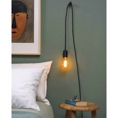IT'S ABOUT ROMI: the brand for urban lighting inspired by the city! Sleek monochrome styles in pure materials: iron, glass, cement, wood and polystone. Hand made cotton&linen shades in various colours and sizes. Bedroom Ceiling, Bedroom Lamps, Home Decor Bedroom, It's About Romi, Pendant Lighting Bedroom, Home Lighting, Bedroom Green, Bedroom Colors, Oslo