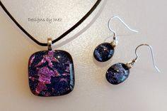 Jewellery set by Designs by Inez Pendant Necklace, Jewellery, Drop Earrings, Design, Jewels, Schmuck, Drop Earring, Drop Necklace