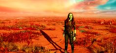 Gaurdians Of The Galaxy, Guardians Of The Galaxy Vol 2, Film X, Marvel Photo, Galaxy 2, Zoe Saldana, Marvel Movies, Marvel Cinematic Universe, Cinematography