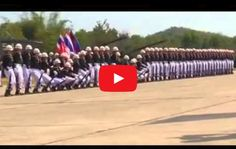 Domino Soldier Dance - Beautiful Performance ! - Must Watch Video