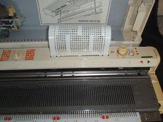 Toyota 901DX Knitting Machine
