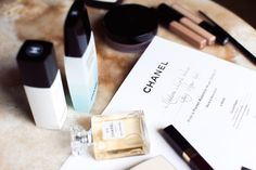 Getting Ready with Chanel Beauty « Gary Pepper