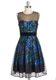 Champagne Tasting Dress | Mod Retro Vintage Dresses | ModCloth.com