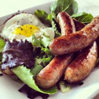 Orange Peel and Red Wine Sausage from Shepherd's Way Farms