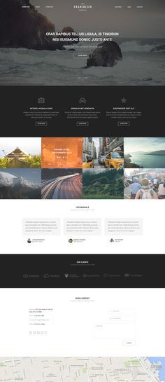 Corporate Template #2 by Michal Zulinski Follow