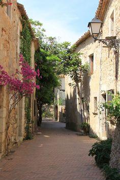 Sant Marti d Empuries en junio de 2015