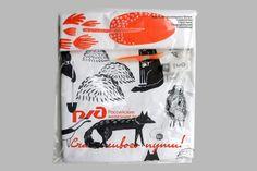 Rebranding of bed linen for the Russian Railway Textile Fabrics, Linen Bedding, New Work, Workshop, Illustration, Artist, Black White, Behance, Gallery