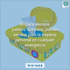 #TipDeViaje Viajero prevenido vale por 3...  → www.costamar.com