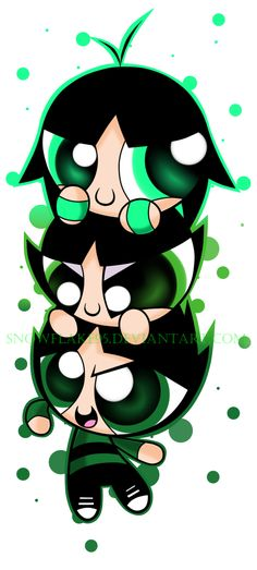 Beat Buttercup Butch by snowflake95 on DeviantArt