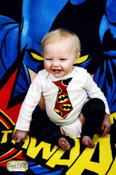 For your little superhero!