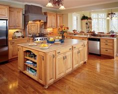 Kitchen Cabinetry - traditional - kitchen - other metro - Thomas Home Center