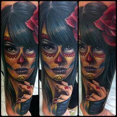 catrina tattoo tumblr - Google Search