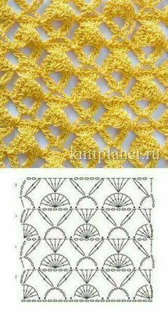 Watch This Video Beauteous Finished Make Crochet Look Like Knitting (the Waistcoat Stitch) Ideas. Amazing Make Crochet Look Like Knitting (the Waistcoat Stitch) Ideas. Crochet Stitches Chart, Crochet Diagram, Crochet Motif, Knit Crochet, Stitch Patterns, Knitting Patterns, Crochet Patterns, Confection Au Crochet, Tunisian Crochet