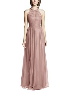 Take a look at this gorgeous Amsale Aliki bridesmaid dress in rose color fabric! Available in sizes and tons of colors at Brideside. Shop online, try at home or visit one of our showrooms! Amsale Bridesmaid, Pink Bridesmaid Dresses, Bridesmaids, Mob Dresses, Fashion Dresses, V Neck Wedding Dress, Wedding Dresses, Illusion Dress, Mermaid Dresses