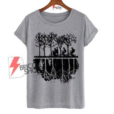 Stranger Things Silhouette shirt On Sale, The T-shirt is made of 100% preshrunk cotton.fast handling and shipping. We accept PayPal and credit card Stranger Things Shirt, Funny Tees, Custom Clothes, Cool Shirts, Silhouette, Tank Tops, Sweatshirts, T Shirt, Link