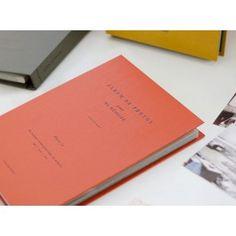 Iconic+//+Photo+Album+//+Retro+Orange+$22.95