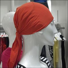 Yes, Bandanas don't require a true Scarf Knot, but beggars can't be choosers in a Visual Merchandising thread as thin… How To Tie Bandana, Scarf Knots, Retail Merchandising, Wolford, Ties, Dolls, Sewing, Projects, Fashion