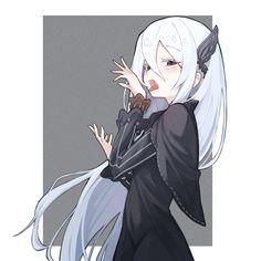 #Re:ゼロから始める異世界生活 무제 - MMHOMM의 일러스트 - pixiv Anime Oc, Anime Angel, Manga Anime, Female Character Concept, Cute Anime Character, Anime Titles, Anime Characters, Kawaii Anime Girl, Anime Art Girl