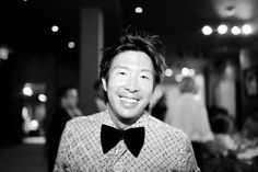 John Lin of the Webster Miami and Ocean Drive Magazine