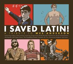 Wes Anderson Tribute Album to Feature Black Francis, Mike Watt, Kristin Hersh, More