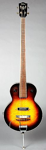 Gibson prototype electric upright bass #LardysWishlists #Bass ~ https://www.pinterest.com/lardyfatboy/ ~