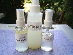 DIY: Easy Body Spray/Air Freshener · Bath and Body | CraftGossip.com