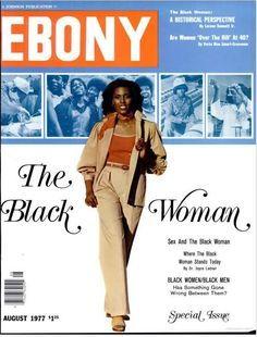 Vintage Essence Magazine Cover