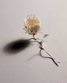 Untitled brooch, Sabrina Meyns