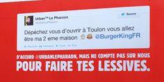 Burger King se développe en France de façon intensive depuis environ 2 ans. Cela nous évoque forcément une rivalité avec l'une des enseignes de fast-food les plus célèbres de la planète: McDonald's.  Suite à son grand retour dans notre pays, Burger King a mis les petits plats dans les grands et a investi les réseaux sociaux