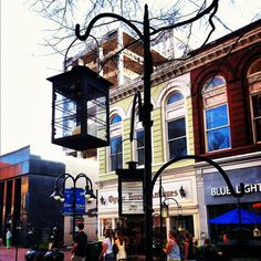 The Downtown Mall, Charlottesville