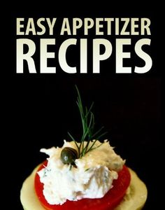 Easy Appetizer Recipes by Instructables Authors, http://www.amazon.com/dp/B004JN05CW/ref=cm_sw_r_pi_dp_YseQpb1S9H9RW