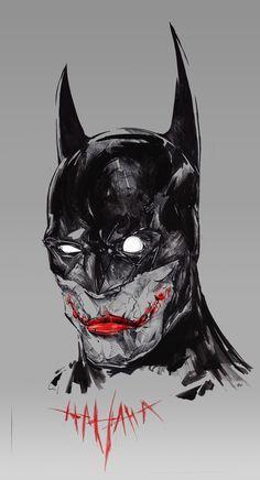 Gotham Psycho by CaesarsNail.deviantart.com on @DeviantArt