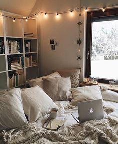 Room Ideas Bedroom, Bedroom Decor, Decor Room, Aesthetic Room Decor, Cozy Room, Dream Rooms, My New Room, House Rooms, Room Inspiration