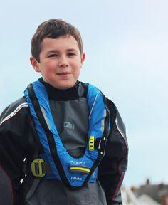 Spinlock Cento Deckvest Junior Lifejacket | Nipper Skipper