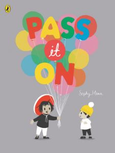"""Super new picture book about """"paying it forward"""". Will make you smile!"""