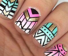 Nails vía instagram
