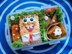 Bento galore: a gallery of incredible lunchbox design!
